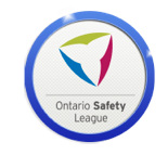 Ontario Safety League logo
